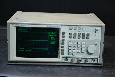 HP Agilent Keysight 8990A Peak Power Analyzer