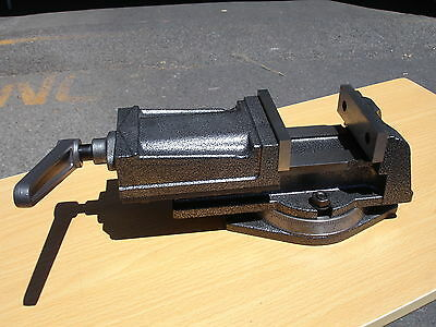 "5"" (125mm) Precision Swivel Milling Machine Vise/Vice"