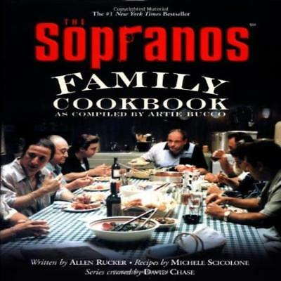 ❤ Book Cookbooks The Sopranos Family Cook As Compiled By Artie Bucco David Chase