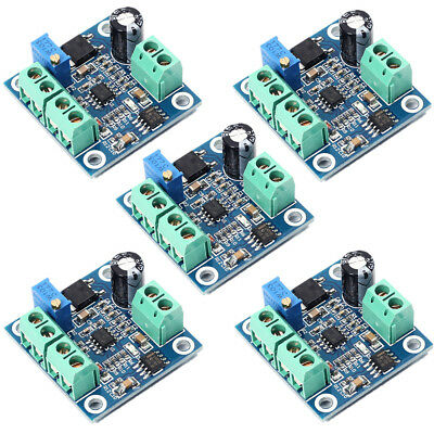 5pc Frequency 0-1KHz To 0-10V Digital To Analog Voltage Signal Voltage Converter