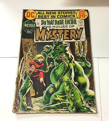 The House of Mystery #204 July 1972 Bagged DC Comic