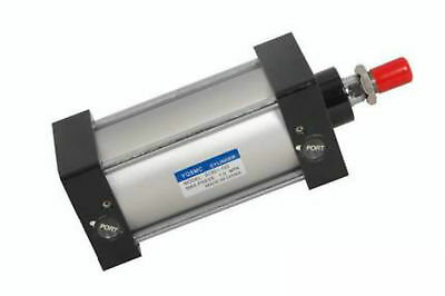 Pneumatic Air Cylinder SC 50 - 100 50mm Bore 100mm Stroke 1.0Mpa