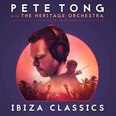 Pete Tong The Heritage Orchestra Jules Buckley - Pete Tong Ibiza Classics NEW CD