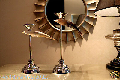 European Style New Classical Simple Metal Candlestick Decoration Gift Set