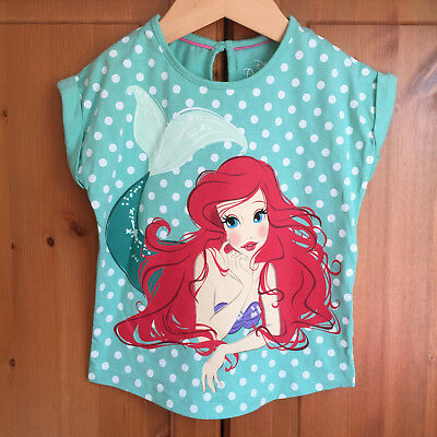 MARKS AND SPENCER Girls T-shirt Size 2-3 Years