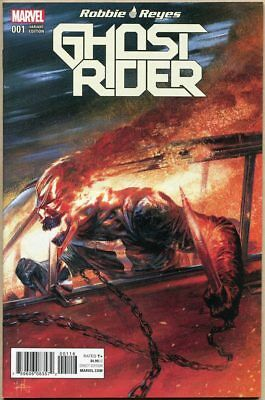 Ghost Rider (Vol. 5) #1 - NM - Dell'Otto Colour Variant