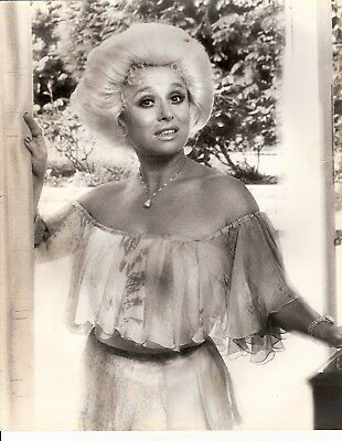 Barbara Windsor – 10 X 8 inch black and white publicity photograph