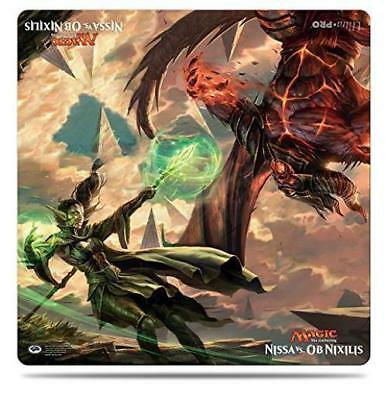 MTG Magic the Gathering Ultra Pro Nissa vs Ob Nixilis Duel Deck 2 Player Playmat