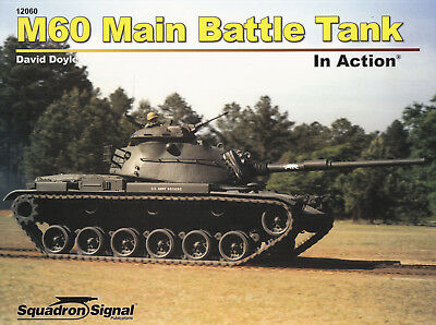 2ss12060/ Squadron Signal - In Action - M60 Main Battle Tank - TOPP HEFT