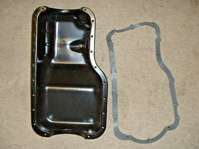 OMC Cobra 2.3L Oil Pan Ford 2.3L, 0913662, E9ZE-6675-AA, Gasket Included