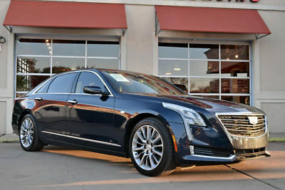 2016 Cadillac Other  2016 Cadillac CT6 Premium AWD, Navigatin, Leather, Moonroof, HUD, More!