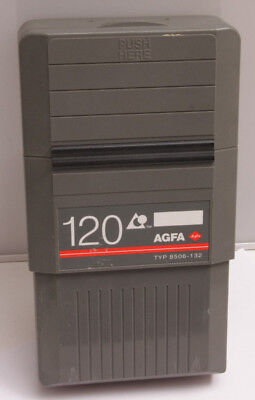 Agfa 120 Film Load Magazine MSC Box 8506-132 - Use Adapter APS 110 - USED G15B