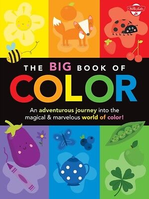 The Big Book of Color: An adventurous journey into the magical & marvelous worl.