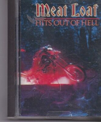 Meat Loaf-Hits Out Of Hell minidisc album