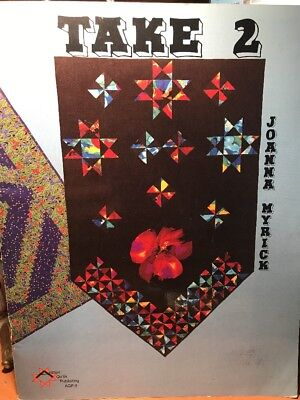 quilting book - TAKE 2 - 11 designs for 2 colour quilts