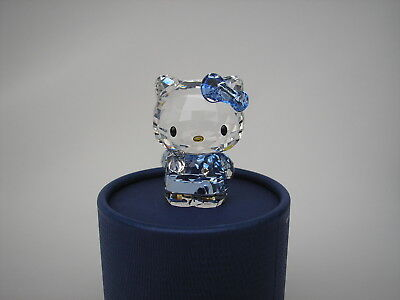Swarovski - Hello Kitty Blue - 1142933 - Ovp