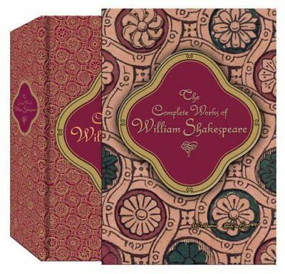 The Complete Works of William Shakespeare by William Shakespeare 9781631060243