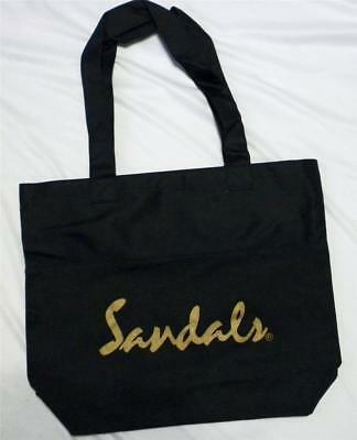 NEW Authentic *SANDALS* Resort TOTE BAG PURSE/Waterproof~Travel Agent Exclusive