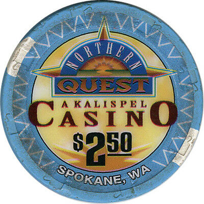 Northern Quest Casino - $2.50 Casino Chip