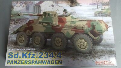 DRAGON 1:35 ; Sd Kfz 234/4
