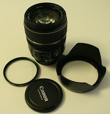 Canon EF-S 17-85mm f:4-5.6 IS USM