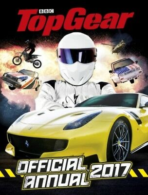 Top Gear Official Annual 2017, 9781405928243