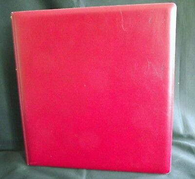 Micronesia Stamp Album 1984 -1997 In New Condition ~ No Stamps * Neat & Cheap *