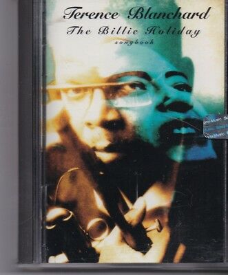 Terence Blanchard-The Billie Holiday Songbook minidisc album