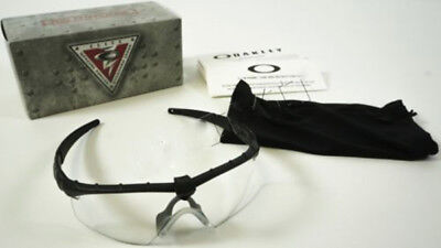 OAKLEY M-FRAME 2.0 Array Ballistic Glasses Military Army Shooting - Clear Lense