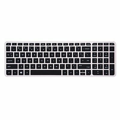 """❤ Keyboard Cover Skin For 15.6"""" Hp Pavilion 15-Ab 15-Ac 15-Ae 15-Af 15-An Precis"""