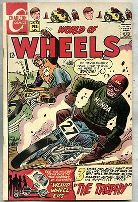 World Of Wheels #24-1969 fn- Ken King / Jack Keller
