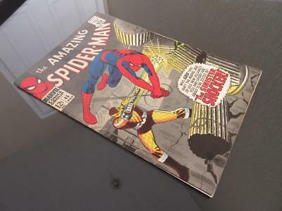 Amazing Spider-Man #46 Marvel 1967 - HIGH GRADE - 1st app The Shocker - Romita!!