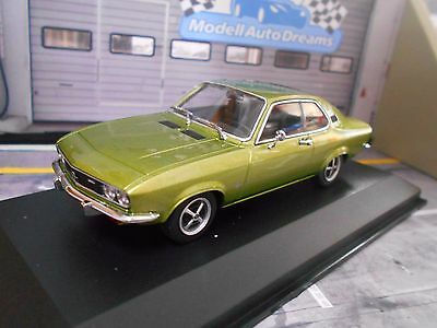 opel manta b gr n green manni s manta mit fuchsschwanz 1. Black Bedroom Furniture Sets. Home Design Ideas