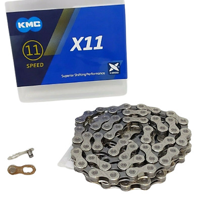 KMC X11.93 Bicycle Chain Mountain Bike Road Hybrid 11 speed Shimano SRAM X11-93