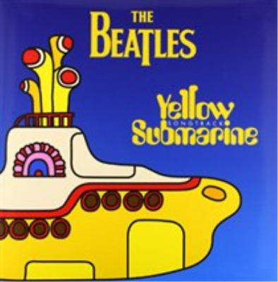 "The Beatles-Yellow Submarine  Vinyl / 12"" Album NEW"
