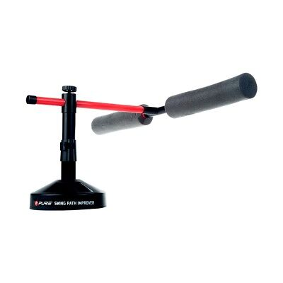 Pure Swing Path Improver schwarz rot UVP 49,95 €