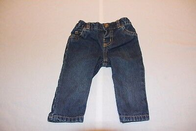 Carter's Infant Skinny Denim Jeans!  Size 6 Month!