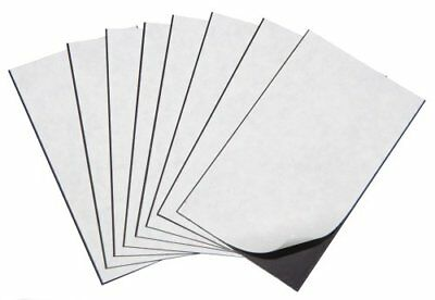 "Marietta Magnetics - 25 Magnetic Sheets of 5"" x 7"" Adhesive (30 mil)"
