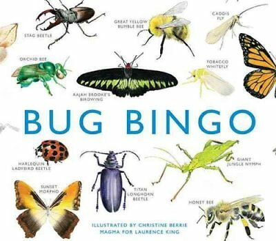 Bug Bingo by Christine Berrie 9781856699402 (Mixed media product, 2014)