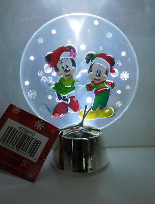 Figuur Enesco Disney Department 56 Holidazzler 4058010 Mickey und Minnie Mouse