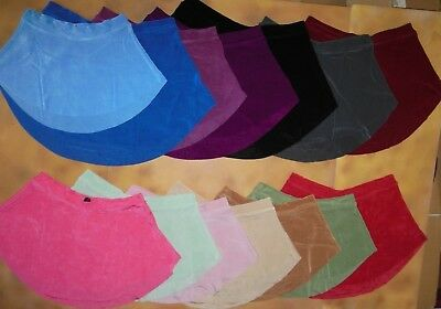 NWT Bullet Pointe Pull on Skirt #13201 Many Colors Ladies Sizes Ballet Skirt