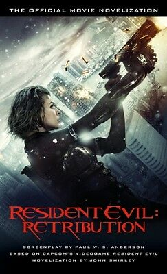 Resident Evil: Retribution - The Official Movie Novelization (Mass Market Paper.
