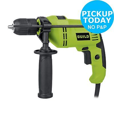 Guild 13mm Keyless Corded Hammer Drill - 600W. From the Argos Shop on ebay