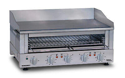 Roband Griddle Toaster - Very High Production Gt700