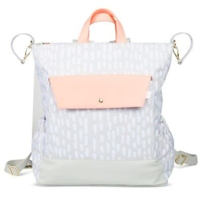 NEW Oh Joy!  Backpack Diaper Bag - Dashes