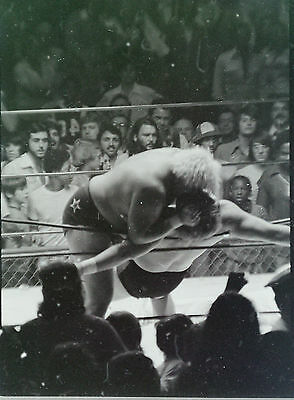 Wrestle ( Wrestling ) USA um 1970 - 40 original Negative