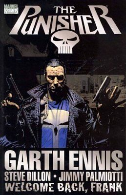 Punisher: Welcome Back, Frank by Garth Ennis 9780785157168 (Paperback, 2011)