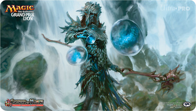 MTG Magic The Gathering Ultra Pro Grand Prix Lyon Playmat Anticipate