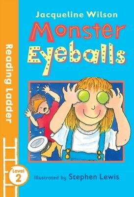 MONSTER EYEBALLS, Wilson, Jacqueline, 9781405281997