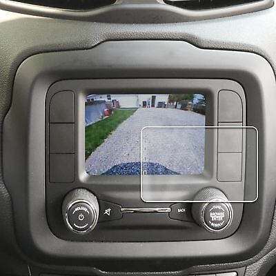 2015-2018 Jeep Renegade 1pc Anti Scratch Touch Screen Saver Protector Clear
